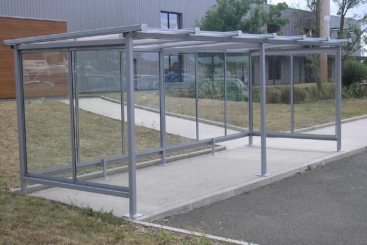L'intérêt d'aménager un abri bus à proximité des locaux de son entreprise